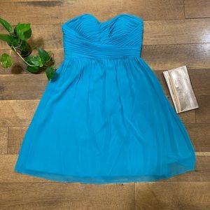 Donna Morgan Bridesmaid Dress